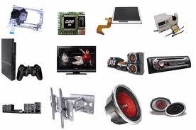 Audio, video, TV